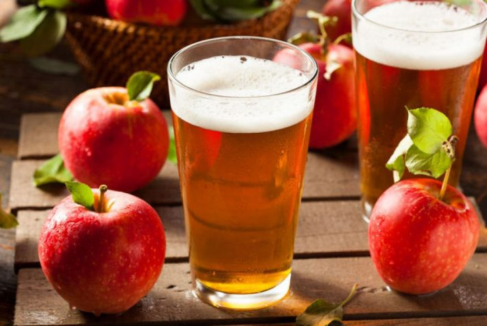 Рецепт яблочного сидра в домашних условиях.