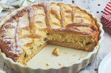 Рецепт осетинского пирога с творогом по-домашнему.