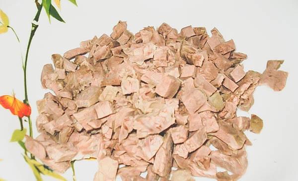 Свинина для приготовления салата Купеческий в домашних условиях.