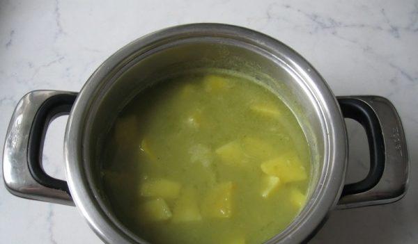 Готовим вкусный суп-пюре