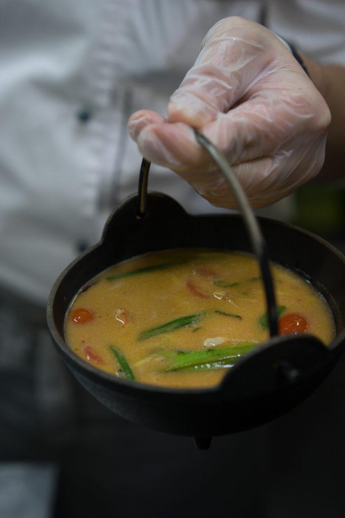 Домашний рецепт супа Том Ям.