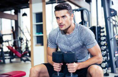 Мужская программа тренировок 2 раза в неделю на набор массы