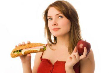 Как набрать вес девушке быстро за неделю?