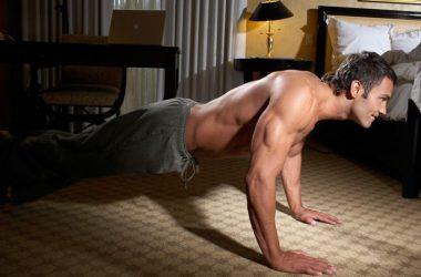 Тренировка в домашних условиях для мужчин: программа для набора веса.