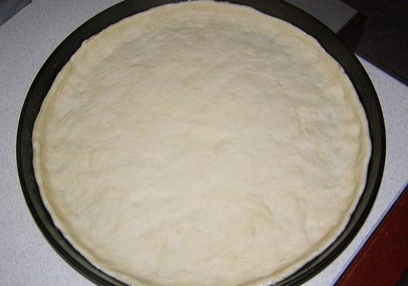 Основа пиццы.