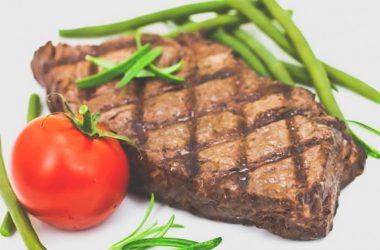 Рецепт приготовления ромштекса из говядины. Простой и вкусный рецепт.