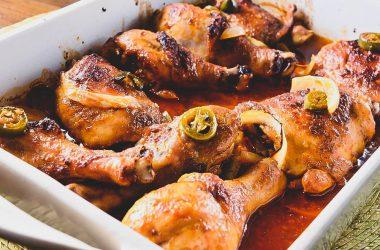 Рецепт приготовления курицы в соусе терияки.