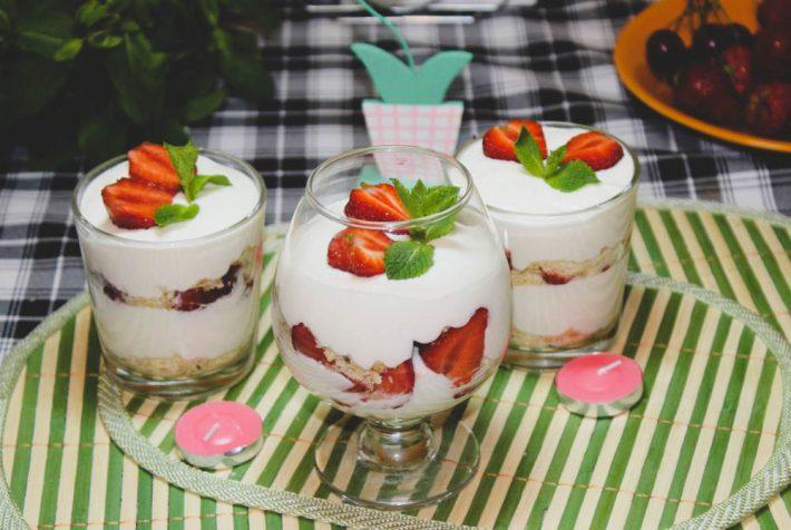 Рецепт вкусного домашнего мороженного.