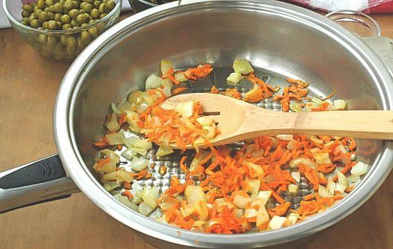 Как приготовить суп с морской капустой?