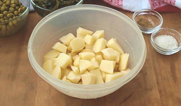 Готовим суп с морской капустой в домашних условиях.