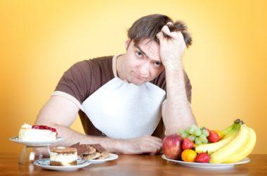 Диета для набора веса для мужчин: меню на день.