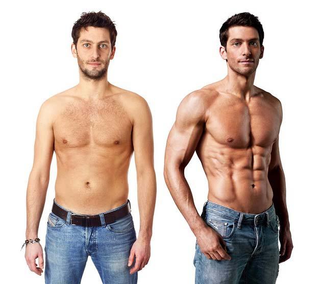 Мужчина Похудел Идеальное Тело. Как похудеть мужчине в домашних условиях и тренажерном зале