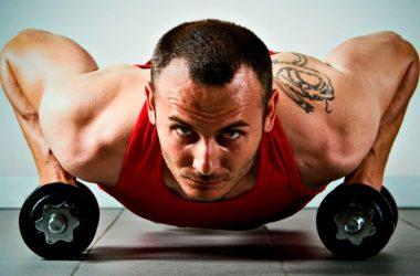 Комплекс упражнений для набора массы мужчине