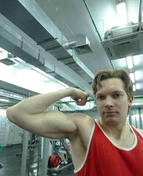 Как быстро набрать вес мужчине: 20 кг всего за 7 месяцев