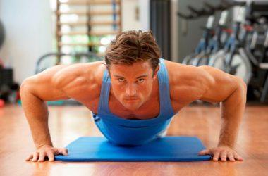 Тренировки на набор массы для мужчин
