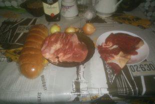Как приготовить фарш из говядины и свинины